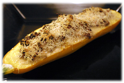 cheese stuffed zucchini recipe