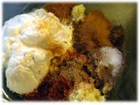 tandoori chicken marinade