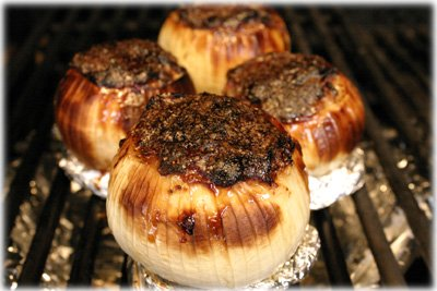 Absolutely Awesome Loaded BBQ Onions (click picture for recipe)