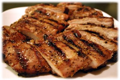 honey garlic bbq pork ribs