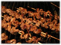 easy beef kabobs on the grill