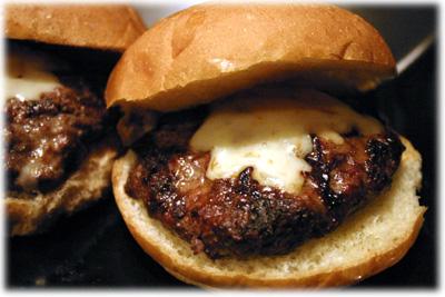 real buffalo burgers