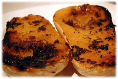 how to grill butternut squash