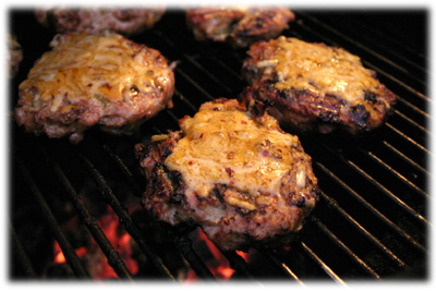 easy grilled burger recipes
