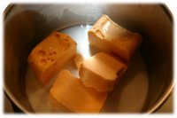 how to make cheese sauce