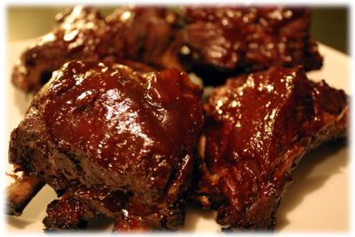 Try the famous Coca Cola Ribs recipe from tasteofBBQ.com