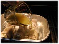 bbq sole tarragon butter sauce