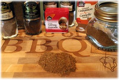 easy garam masala recipe