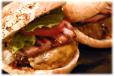 great canadian gourmet hamburger recipe