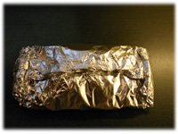 leakproof foil pouch for cooking