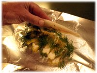 lemon dill sole