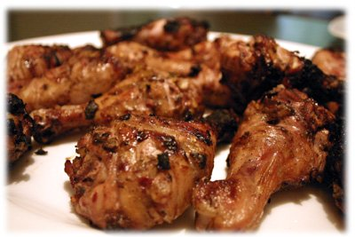 authentic jerk chicken
