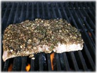 how to grill jerk pork