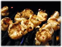 best thai shrimp grilled
