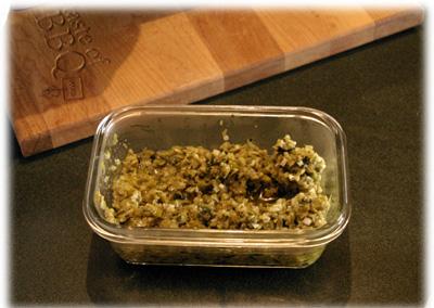 olive tapenade recipe