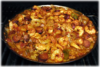 Chicken & Shrimp Paella (click picture for recipe)