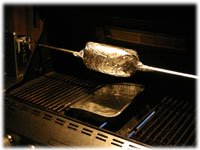 how to cook pork rotisserie