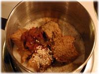 make peanut satay sauce