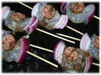 grilling shrimp appetizers