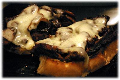 grilled steak sandwich recipe
