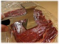 hammer beef tenderloin flat
