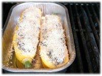 grilled stuffed zucchini