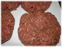 making the best burger patties