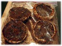 marinated portabella mushrooms