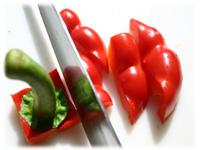 zesty grilled vegetables